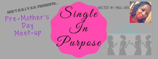 Single In Purpose(1)