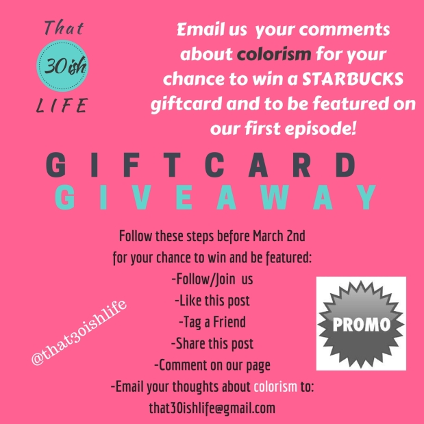 give away promo-updated